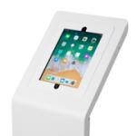 iPad zuil in portrait uitvoering