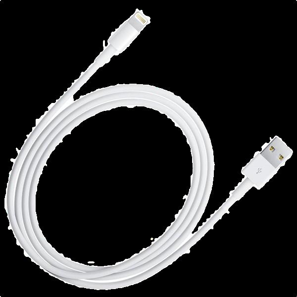 Lange kabel 2M